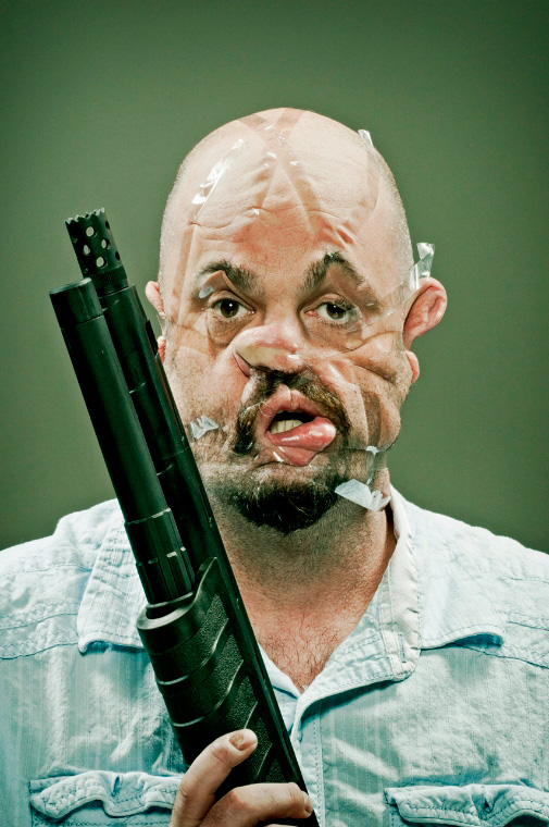 weird-bizarre-tape-portraits-photographs (12)