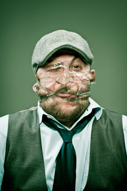 weird-bizarre-tape-portraits-photographs (6)