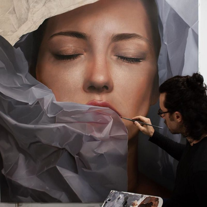 amazing-cool-Photorealistic-portraits-painting-art (10)