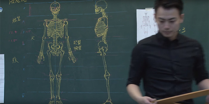 chinese-teacher-amazing-anatomical-chalkboard-drawings-blackboard (1)