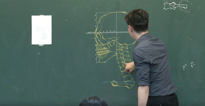 chinese-teacher-amazing-anatomical-chalkboard-drawings-blackboard (3)