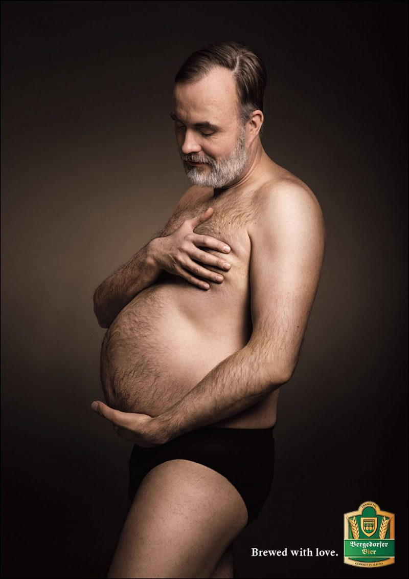 creative-funny-beer-ad-pregnant-men-beer-bumps-bellies (3)