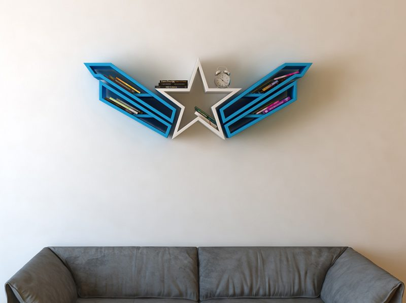 creative-furniture-superhero-bookshelves-interior-decoration (3)