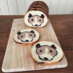 Japanese mom baker makes adorable loaves of bread inspired by her son's drawings and nature designs