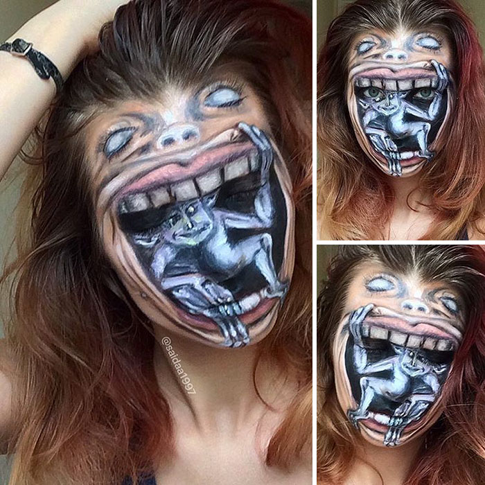 weird-makeup-scary-makeover-body-painting-art (4)