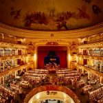 The second most beautiful bookshop in the world converted from a 100-year-old theatre