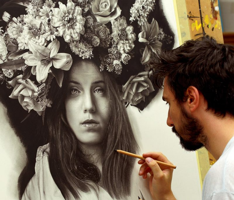 amazing-cool-photo-realistic-pencil-drawings-renaissance-hyperrealism-skills (5)