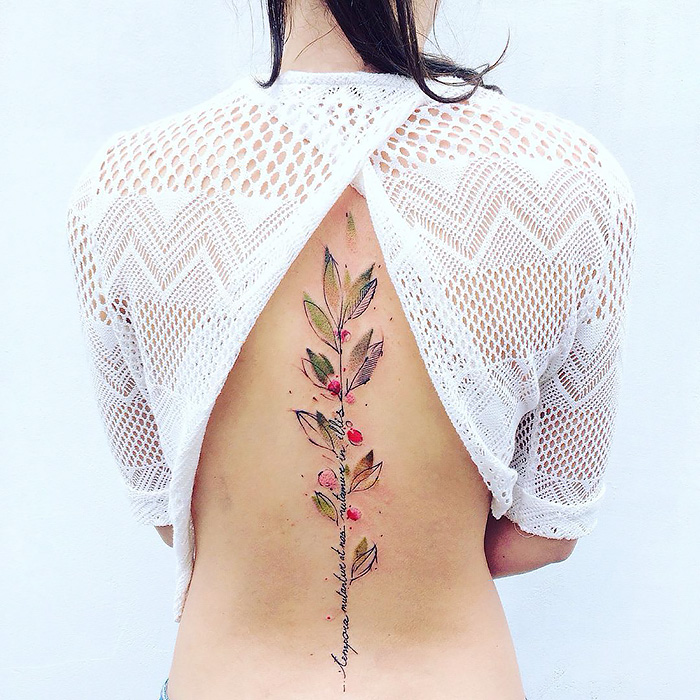 beautiful-flower-plants-tattoos-design (12)