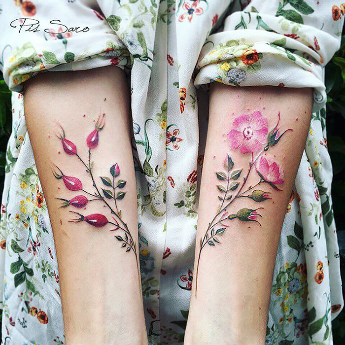 beautiful-flower-plants-tattoos-design (6)