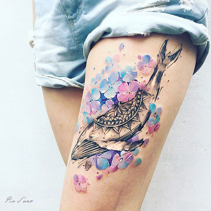 beautiful-flower-plants-tattoos-design (9)