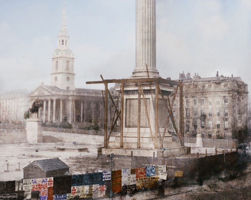 colorized-historic-old-black-and-white-photos-landmarks-under-construction (8)