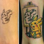 Awesome cover up tattoo ideas that transform shameful fails into pieces of art