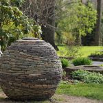 Wondrous stone spheres stacked by Pennsylvania-based stone artist