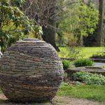 Wondrous stone spheres stacked by Pennsylvania-based stone artist