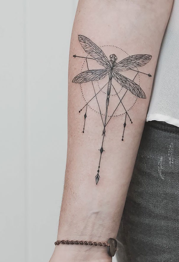 minimal-geometrical-nature-animals-tattoos-design (6)