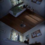Realistic Optical Illusions by Erik Johansson