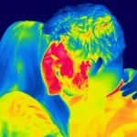 Thermal images of our everyday life