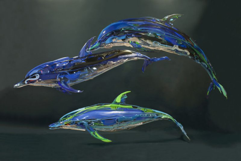 animals-sculptures-in-motion-made-of-reclaimed-plastic-objects (5)