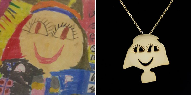 cute-children-art-doodles-drawings-into-jewelry (6)