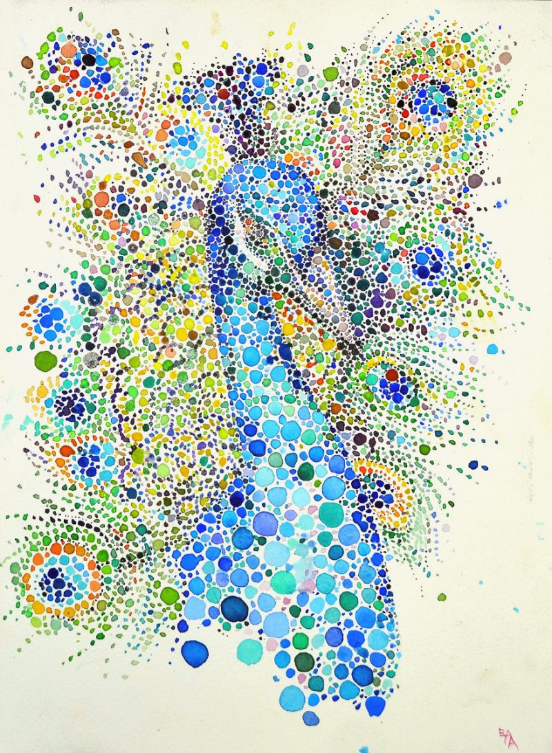 colorful-dotted-animals_paintings-12