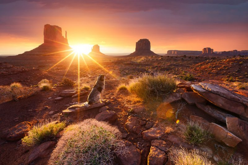 united_states_monument_valley_sunlight-landcape-photographs