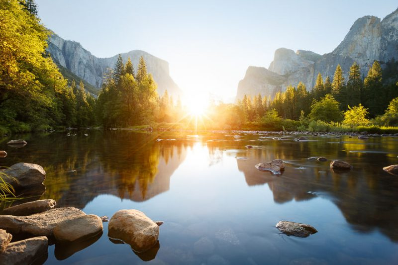 yosemite_sunlight-landcape-photographs