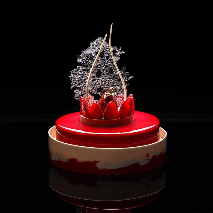 Amazing Geometrically Baking Desserts by Architectural ...