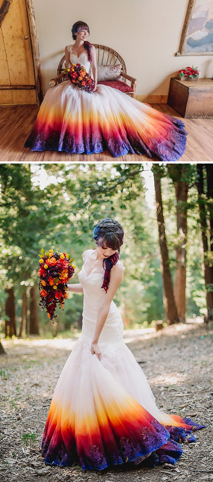 beautiful-dip-dye-wedding-dress-gown-trend-1