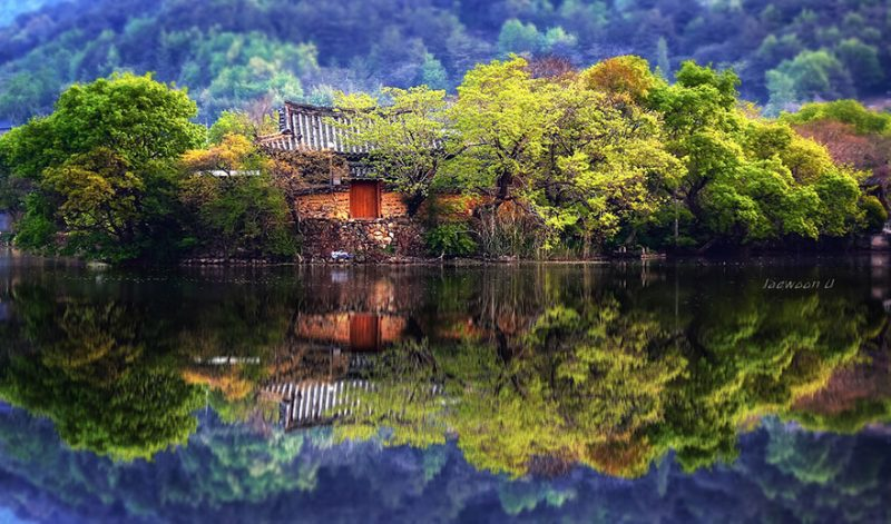 beautiful-photos-reflection-landscape-photography-south-korea (5)