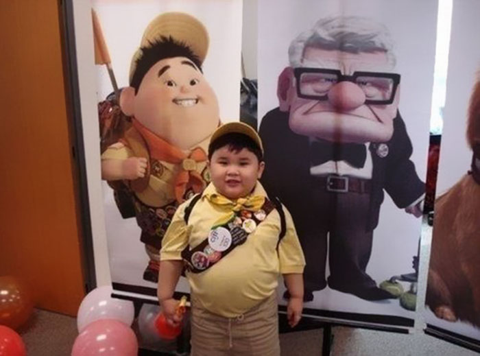 Disney characters in real life photography