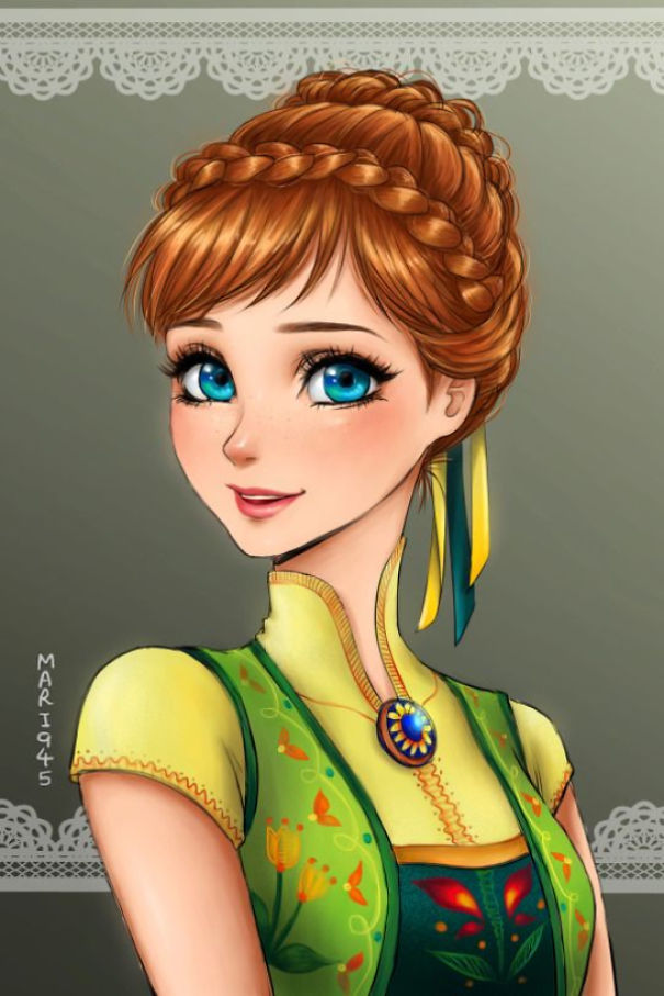 disney-princesses-anime-characters-drawings-13