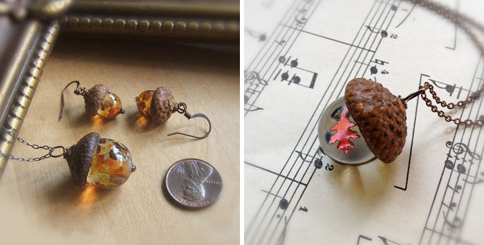 handmade-glass-acorn-jewelry-necklaces-earrings-6