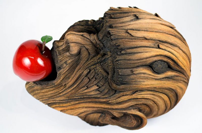 impressive-ceramic-sculptures-woodlike-art-1