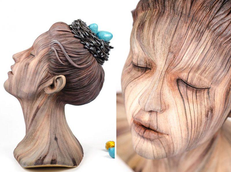 impressive-ceramic-sculptures-woodlike-art-12