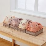 Cute little bunny bags designed for random stuff around your house