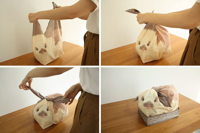 japanese-design-cute-funny-bunny-storage-bags-3