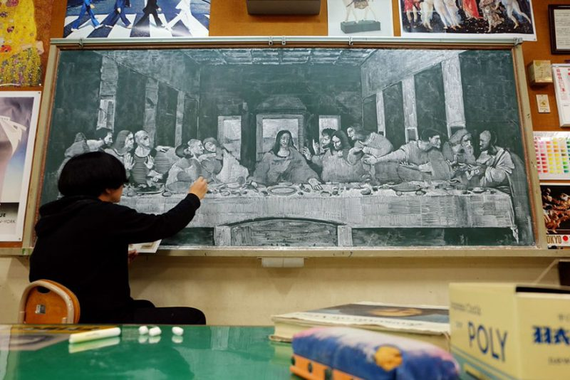 japanese-teacher-chalkboard-drawing-art-3
