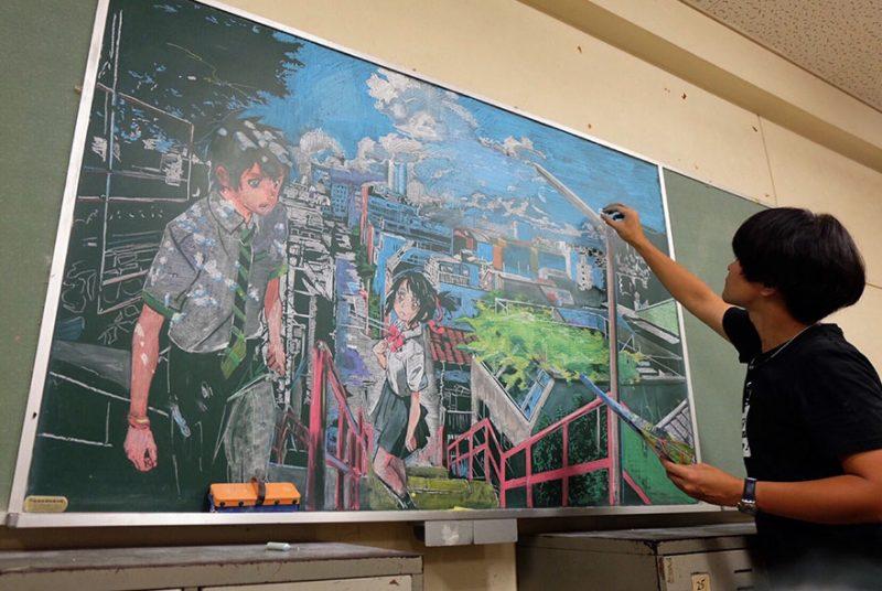 japanese-teacher-chalkboard-drawing-art-4
