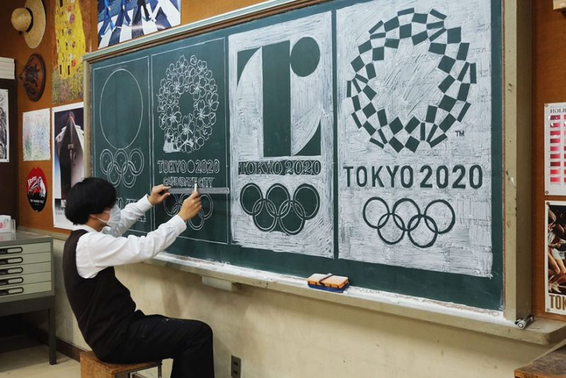 japanese-teacher-chalkboard-drawing-art-5