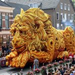 World's Largest Flower Parade Takes Place In The Netherlands Every Year