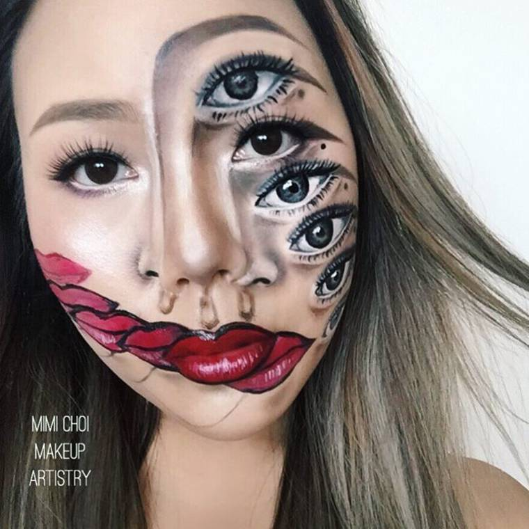 amazing-face-painting-makeup-portratis-9