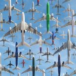 Architectural photographer spent 2 years to shoot incredible pictures of planes at 18 airports around the world