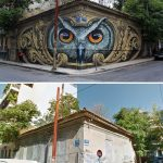 How artists transform those boring urban buildings into beautiful pieces of art