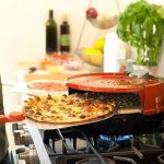 Everybody can now cook fresh pizzas with this personal pizza oven no need of conventional ovens