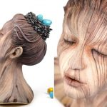 Amazing ceramic sculptures by Christopher David White look alike woods