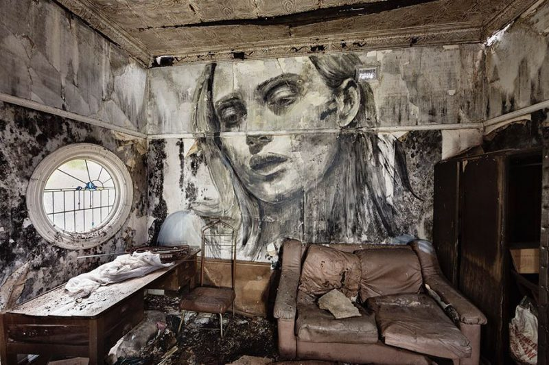 street-art-intimate-girls-portraits-abandoned-houses-wall-1