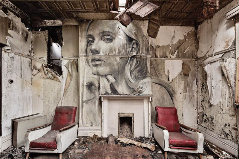 street-art-intimate-girls-portraits-abandoned-houses-wall-3