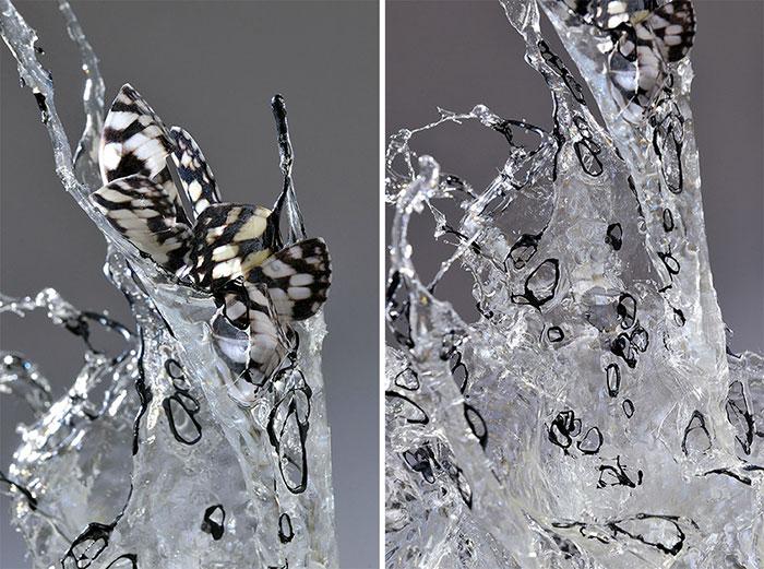 surreal-resin-sculptures-exploding-books-frozen-liquid-5