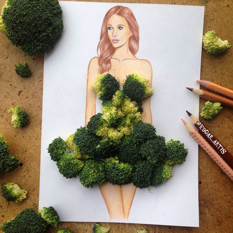 beautiful-fashion-dress-design-vegetable-fruit-everyday-objects-1