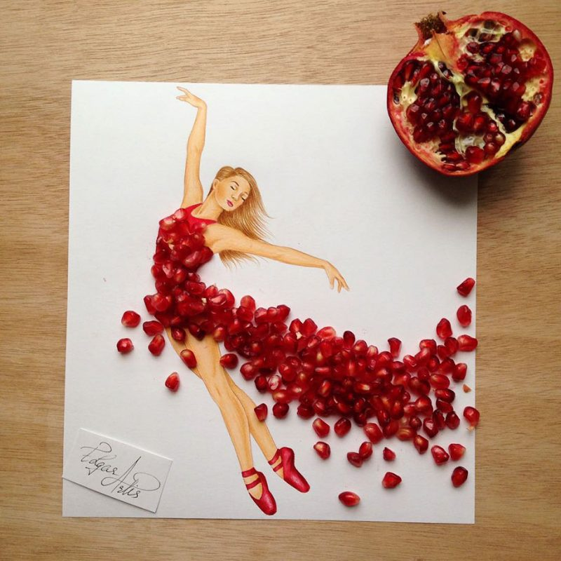 beautiful-fashion-dress-design-vegetable-fruit-everyday-objects-19